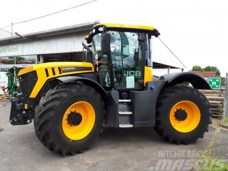 JCB Fastrac 4220 V-Tronic