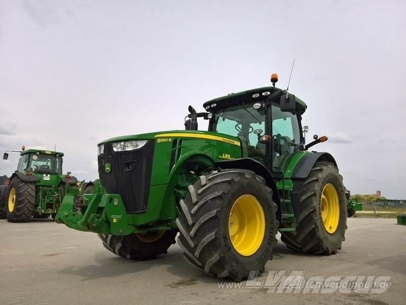 used john deere 8360r tractors year 2012 price 123 090 for sale mascus usa. Black Bedroom Furniture Sets. Home Design Ideas