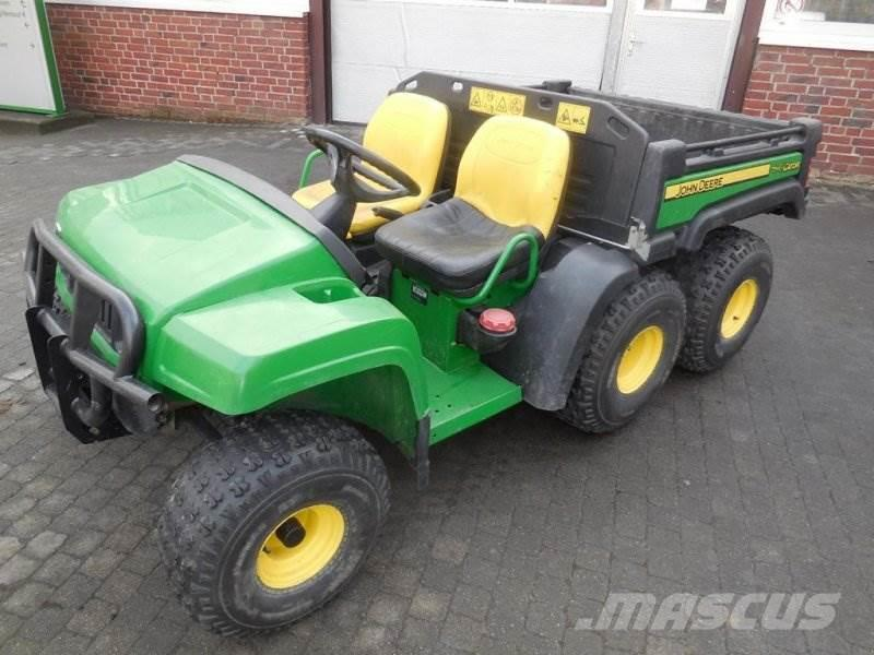 used john deere gator 6x4 atvs year 2013 price us. Black Bedroom Furniture Sets. Home Design Ideas