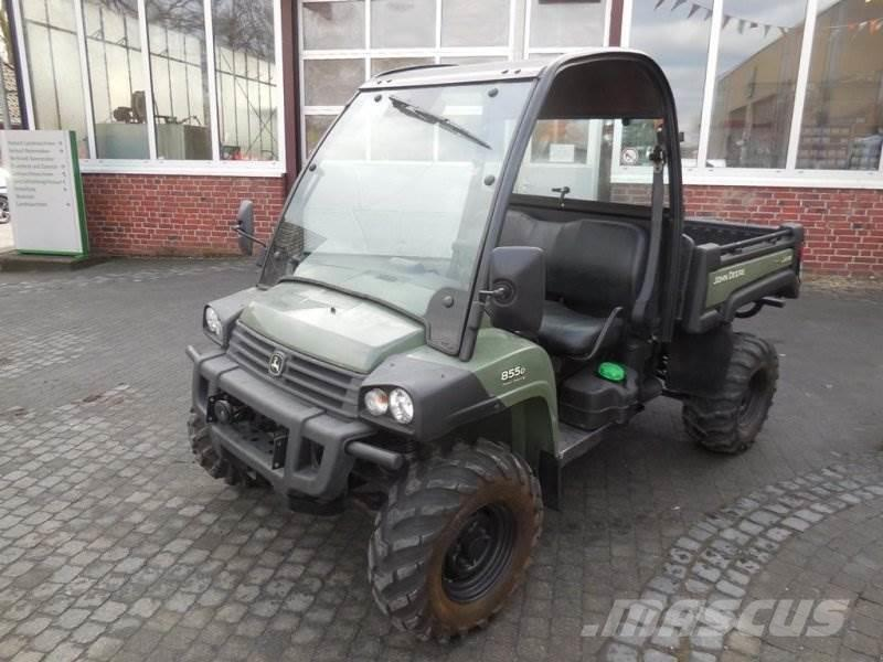 Used John Deere Gator 855 D Atvs Price Us 17 587 For Sale Mascus Usa