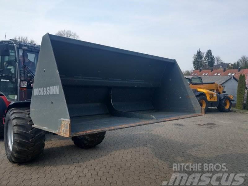 Kock & Sohn Schwergutschaufel 2200 mm 1,3m³