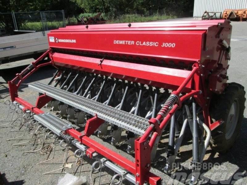 Kongskilde Dementer Classic 3000