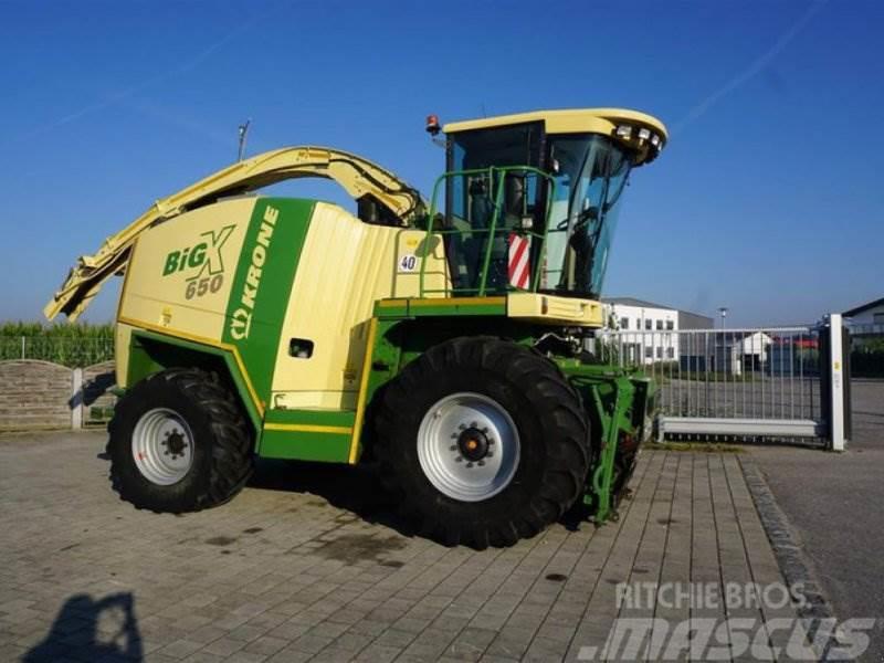 Krone BIG X 650 REDUZIERT!!!