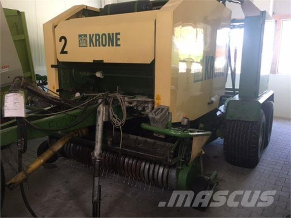 Krone Combi Pack 1500 V MC, 2000, Square balers