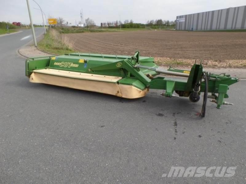 used krone easy cut 320 cv-q mowers year  2013 price  us  11 220 for sale