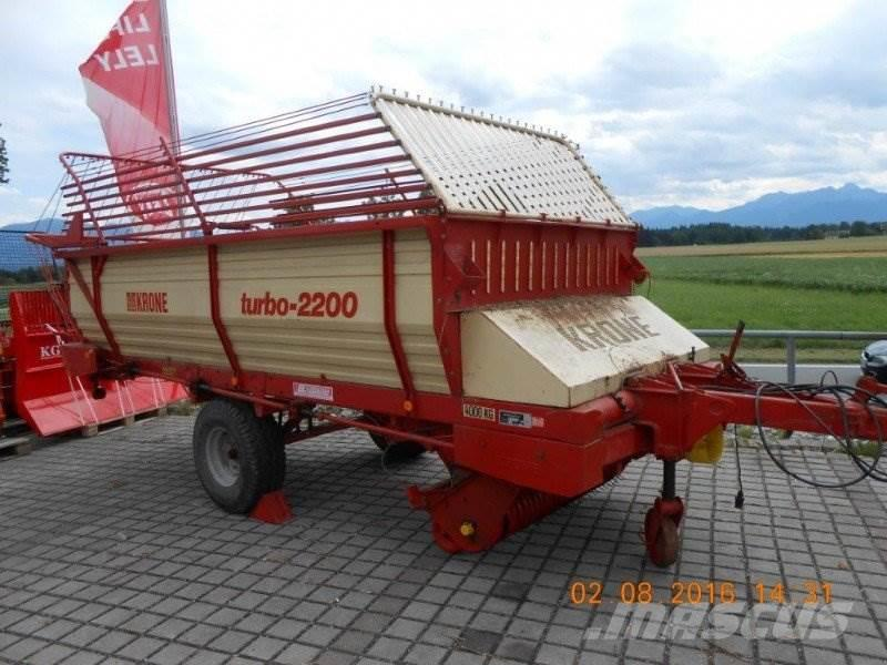 Krone Turbo 2200
