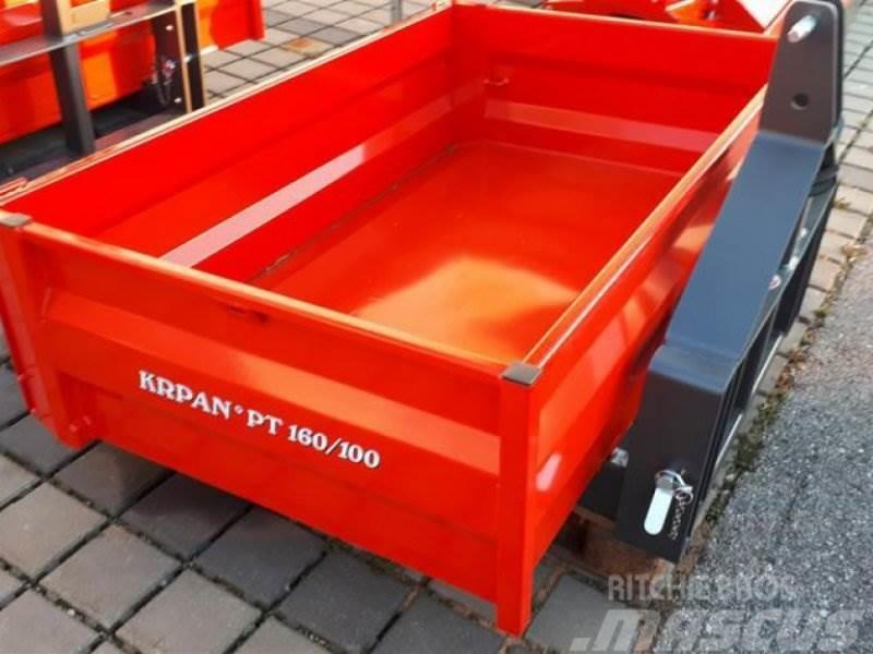 Krpan KIPPMULDE PT160/100