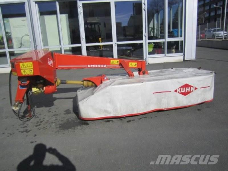 Kuhn GMD 602 GH LIFT CONTROL