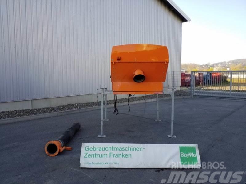 Ladog Kehrsaugmaschine Kobit K2 passend für Ladog