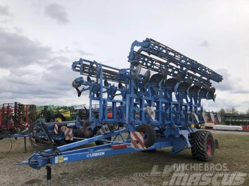 Lemken Gigant 12S/1200 Smaragd 9/600 KÜA
