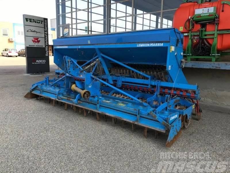 Lemken Zirkon 9/450 + DKA 4500
