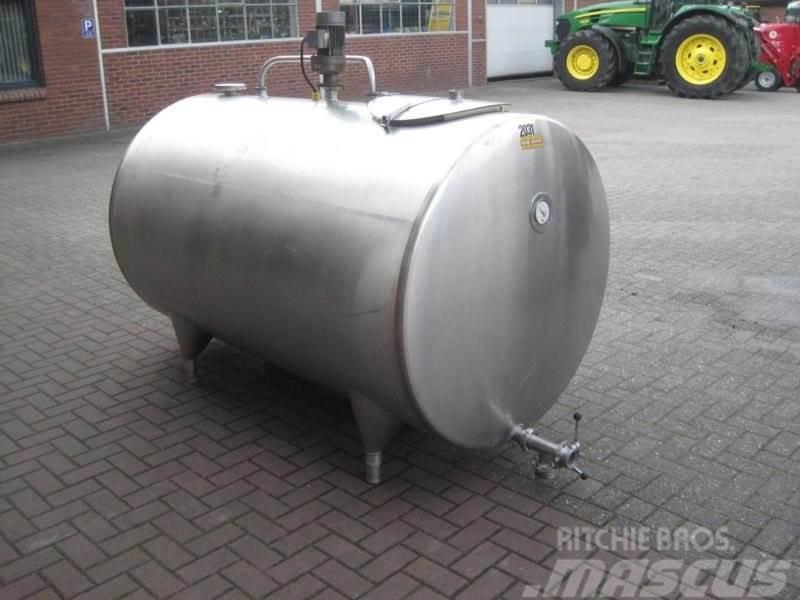 Lister Kühlung und Milchtank