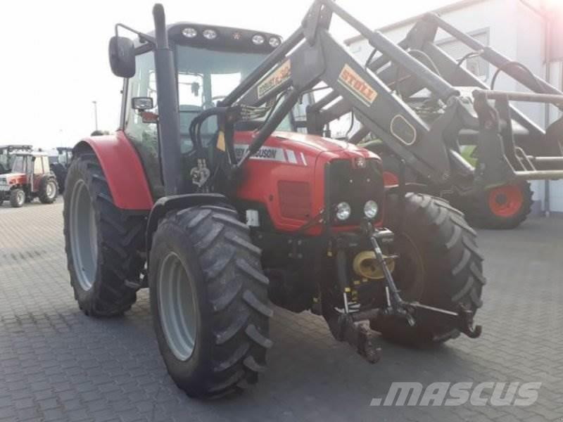 Massey Ferguson 6465