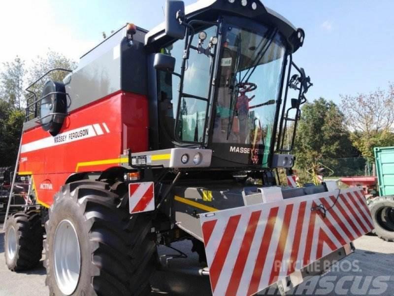 Auto Kühlschrank 12v : Massey ferguson mÄhdrescher 7344 activa my 16 combine harvesters