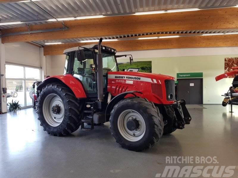 Massey Ferguson MF 6499 Dyna 6
