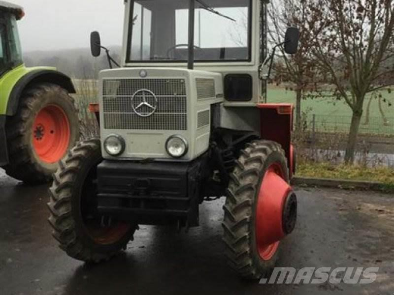 Mercedes-Benz MB Trac 800