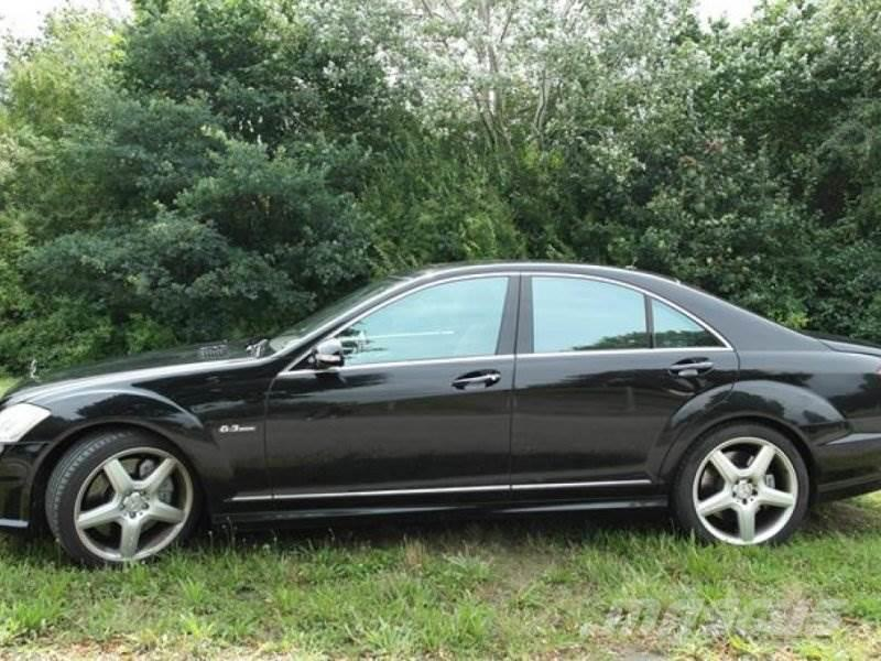 Used mercedes benz s63 amg other agricultural machines for Mercedes benz amg s63 price