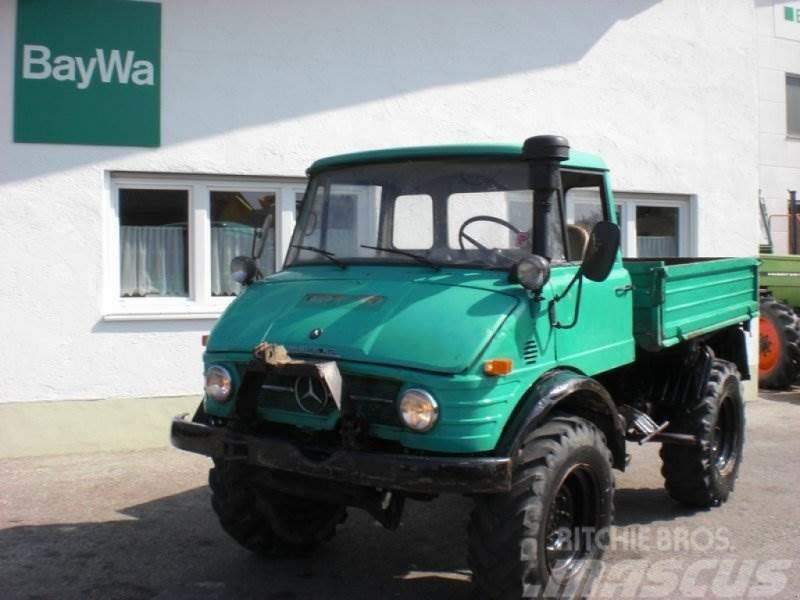 Mercedes-Benz UNIMOG 403 A #316