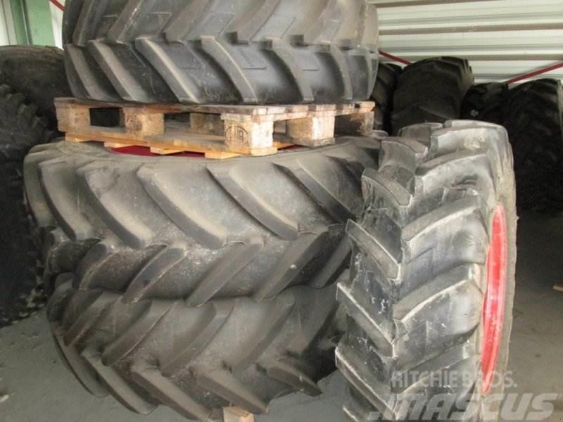 Michelin 14.9 R24 + 480/70 R38 Fendt 300 Vario (310 311 312