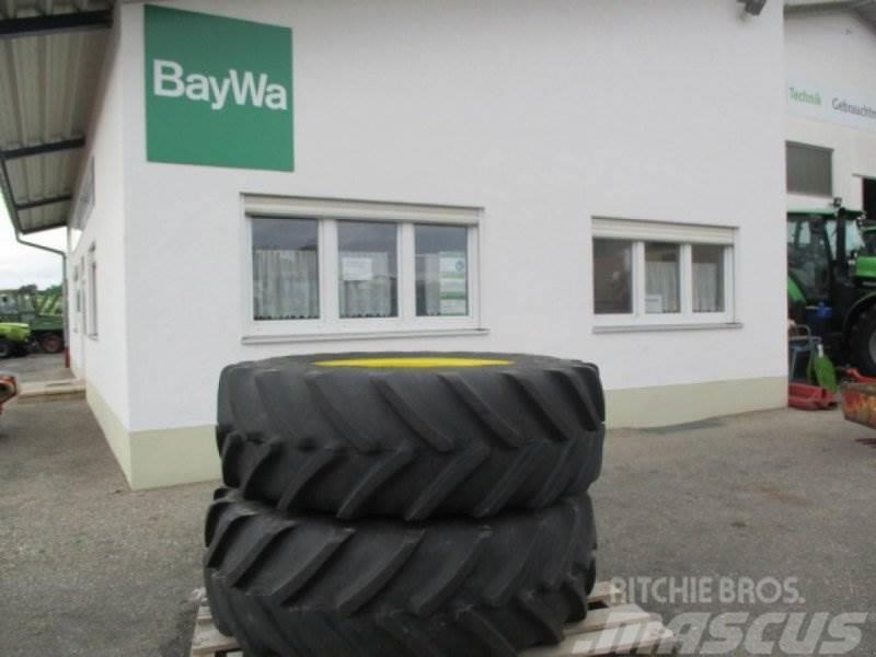 Michelin 480/70 R24 + 520/70 R38