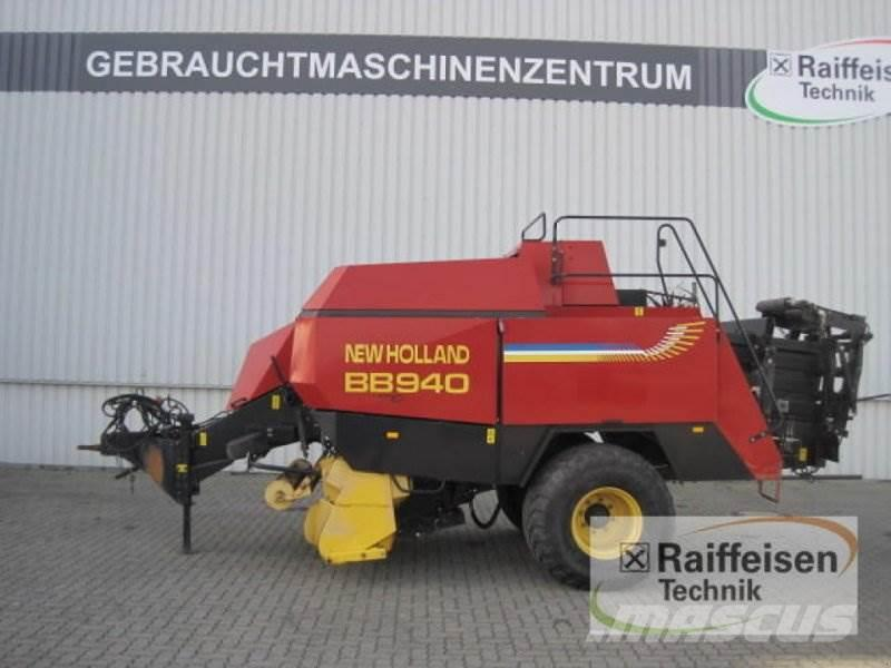 New Holland BB 940R