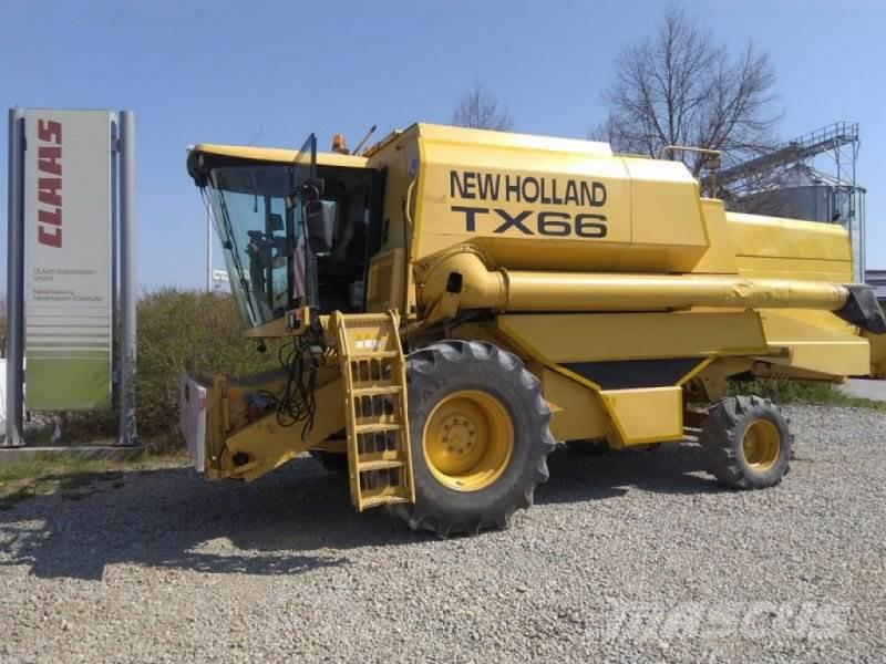 New Holland NH TX 66