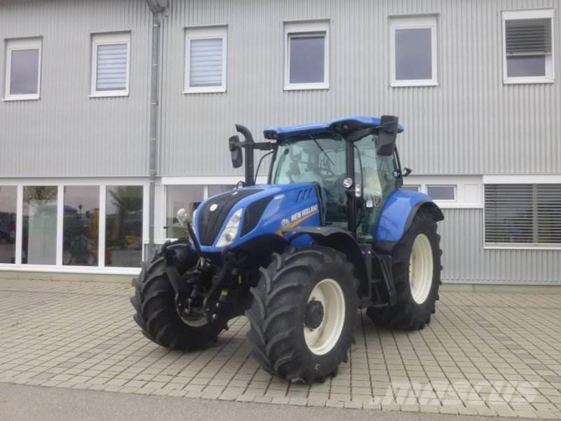New Holland T 6.165 Dynamic Command