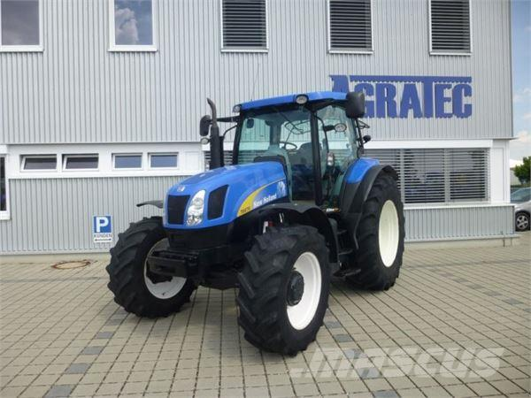 New Holland T 6070 Elite