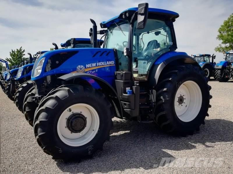 New Holland T 7.165 S *Sondermodell*