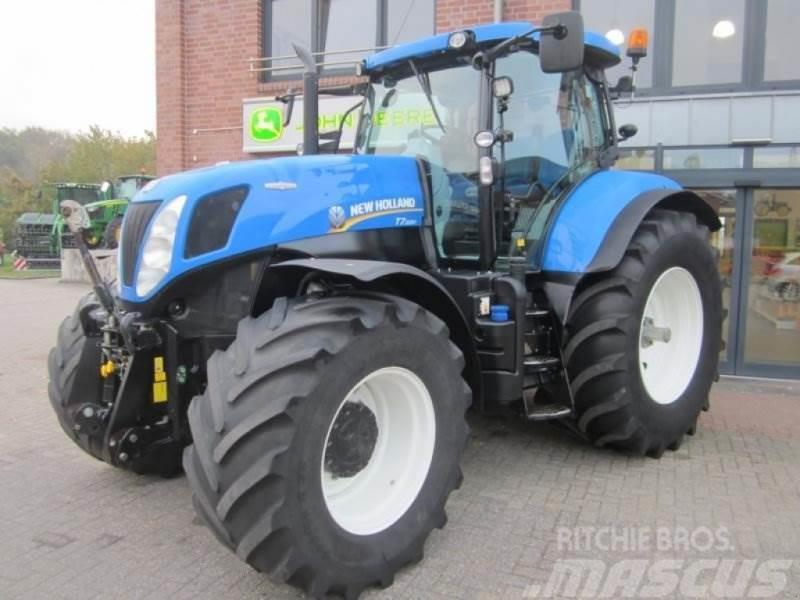 New Holland T 7.220 Autocomand