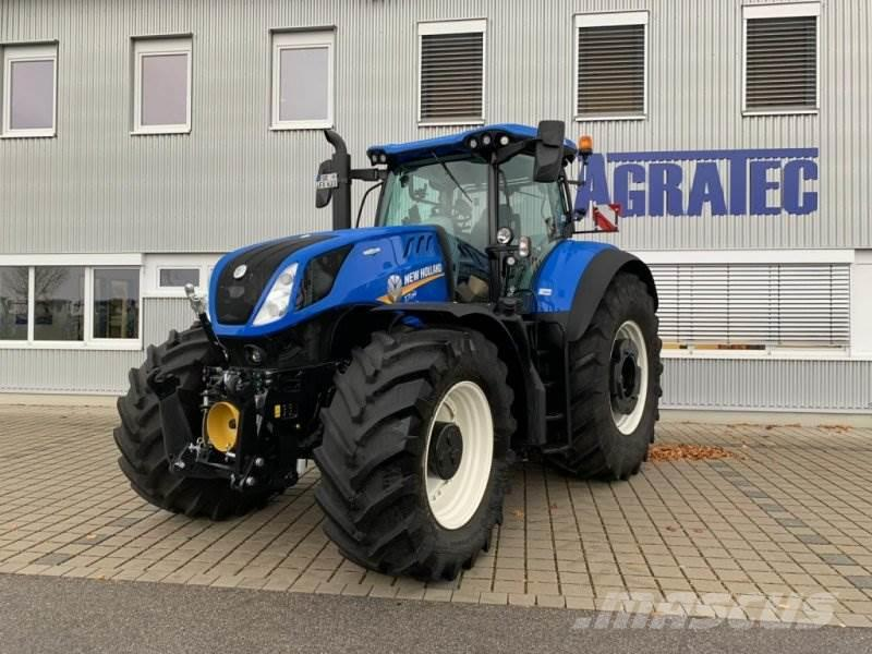 New Holland T 7.290 Auto Command Vorführmaschine