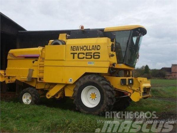 New Holland TC 56 HydroPlus