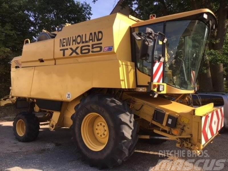 New Holland TX 65 Plus