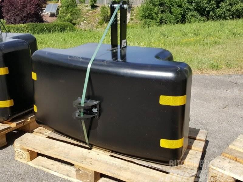 [Other] 750 kg Stahlbetongewicht