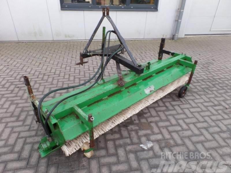 [Other] Heitmann Kehrmaschine 2,30 mtr