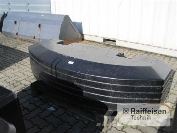 [Other] Kaber Frontgewicht D/1300 kg
