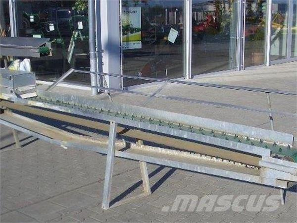 Lutz SWAB 540, 2000, Other sowing machines and accessories