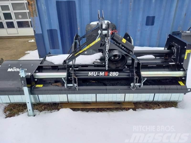[Other] MU-VS 280-2.0 MULCHER
