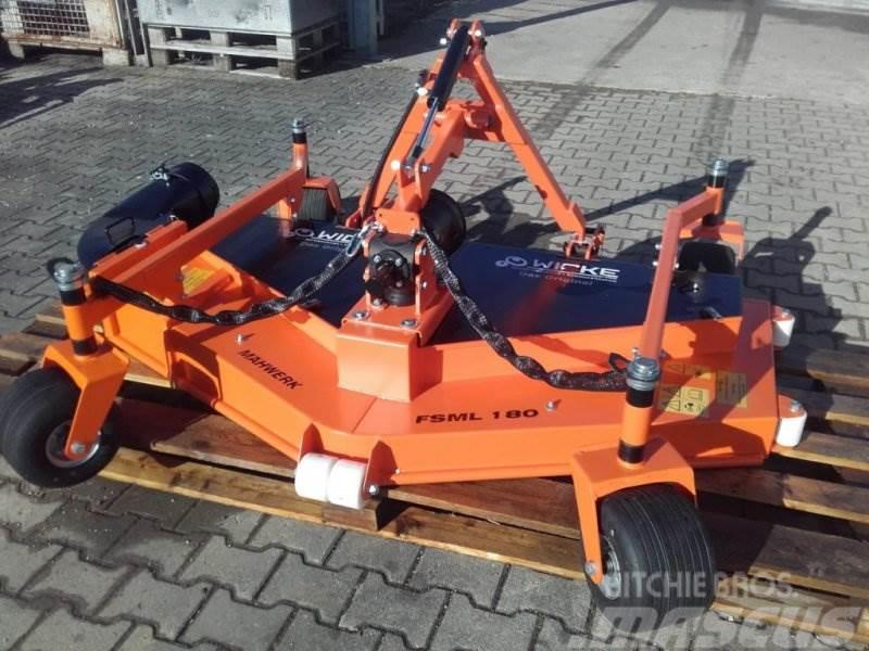 [Other] Sondermaschinen Wicke Sichelmäher FSI 180 RA AM