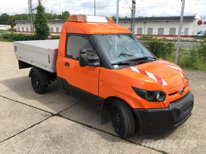 [Other] Streetscooter Work Elektro- PickUp