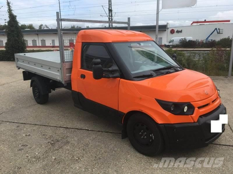 [Other] Streetscooter Work Pure Elektro- PickUp
