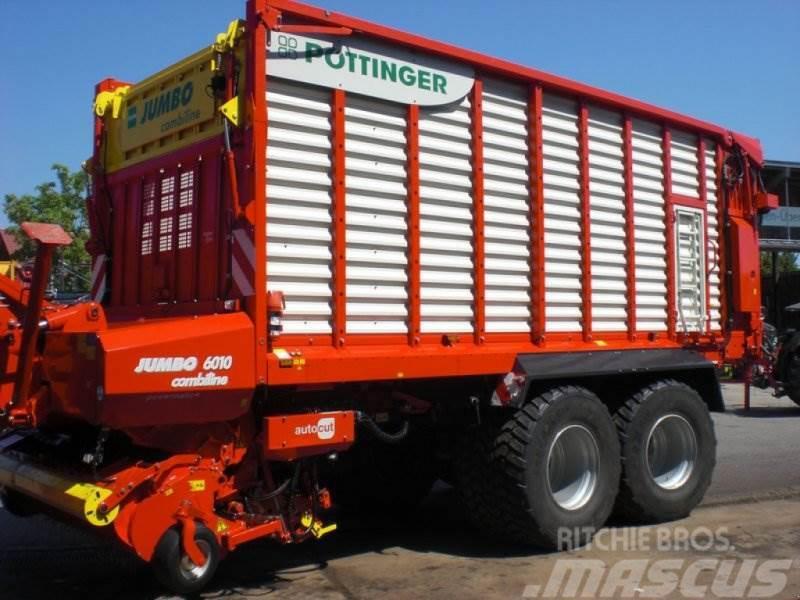 Pöttinger JUMBO 6010 D COMBILINE #611