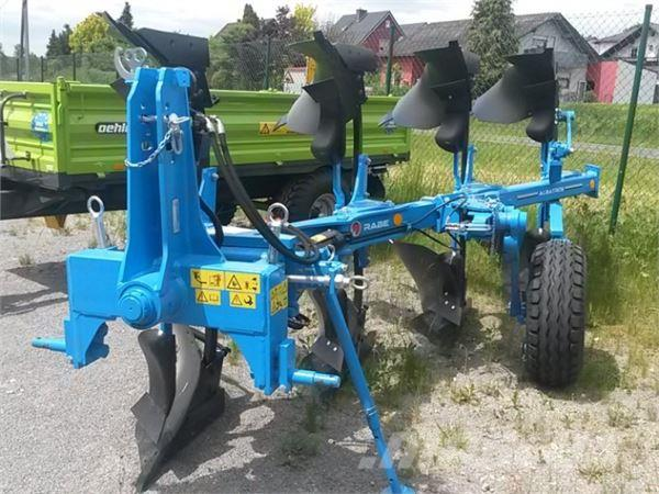 Rabe Albatros 120 M 4-F, 2016, Conventional ploughs