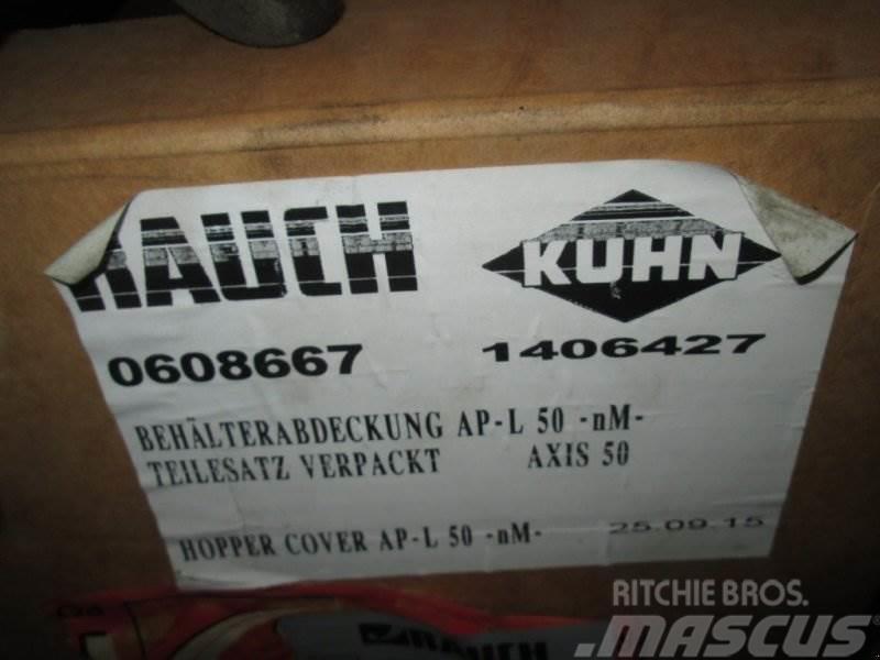 Rauch AP L 50 für Axis 50.2 Abdeckplane (Kuhn)
