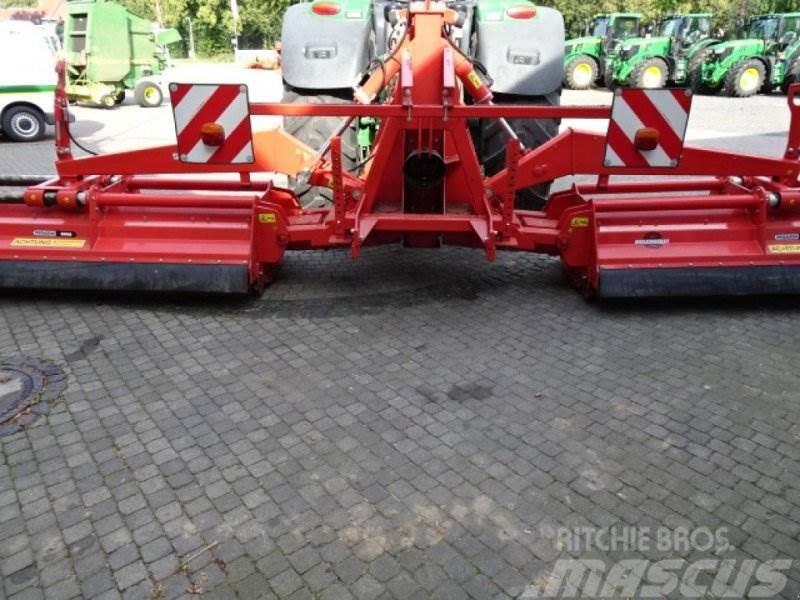 Sauerburger Pegasus 8000 und WM 3000,