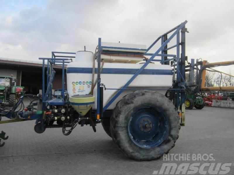 Sieger TSMR 3500 Liter