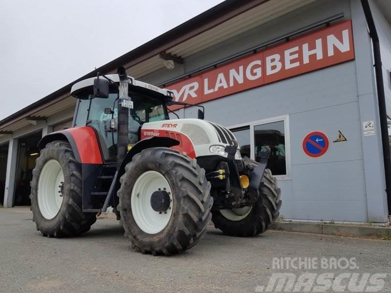 Steyr 6195 CVT