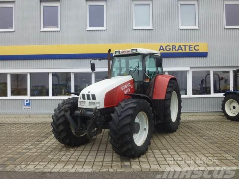 Steyr 9145