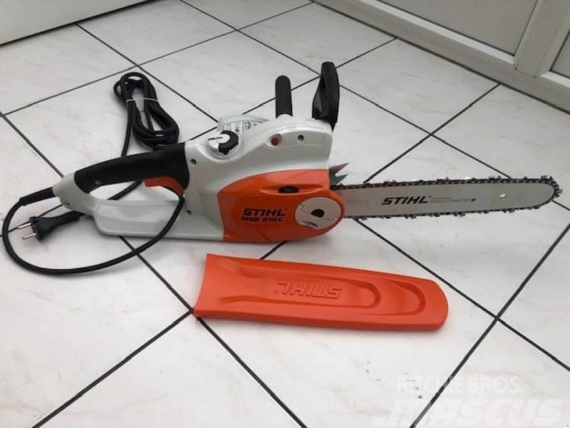 Stihl Elektro MSE 210 C-BQ NEU