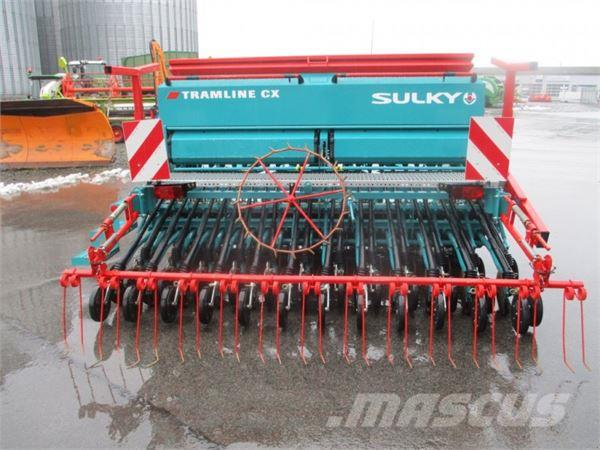 Sulky HR 3000.19 /SPI Tramline CX 12104